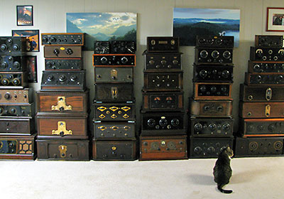 The Steven Johannessen Antique Radio Collection